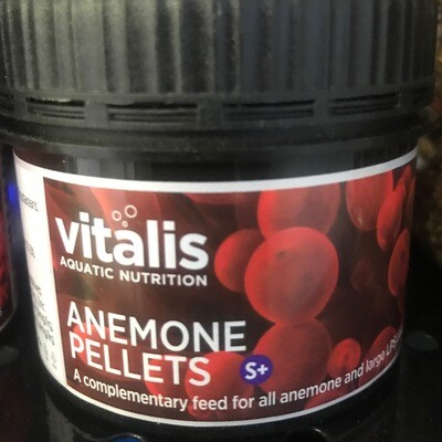 Vitalis Anemone Pellets 50g