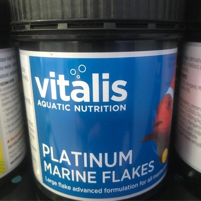 Vitalis Platinum Marine Flakes 30g