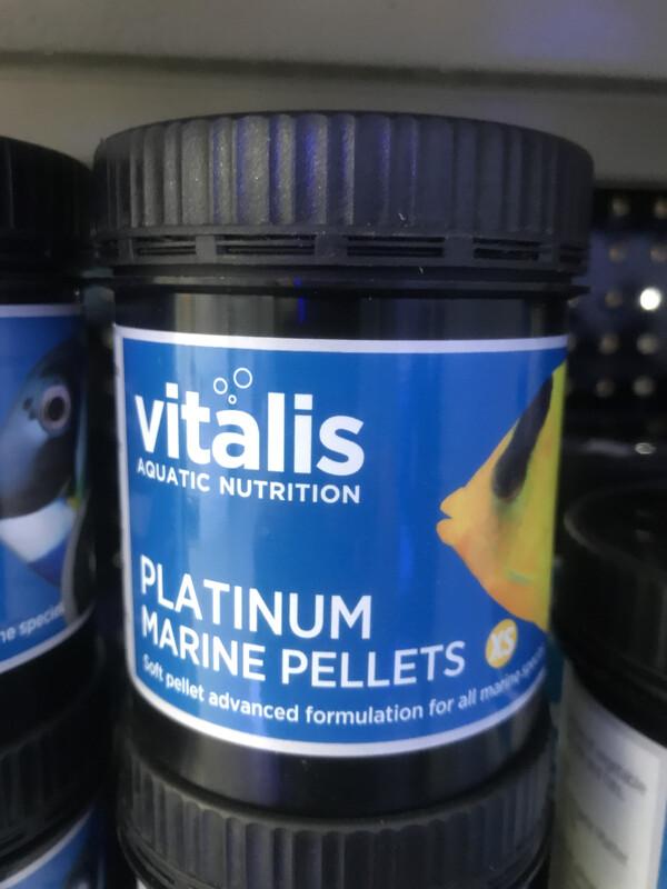Vitalis Platinum Marine Pellets 120g