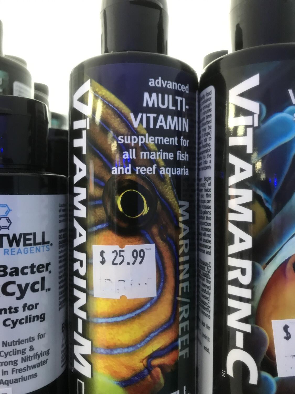 Brightwell Aquatics Vitamarin-M 250ml