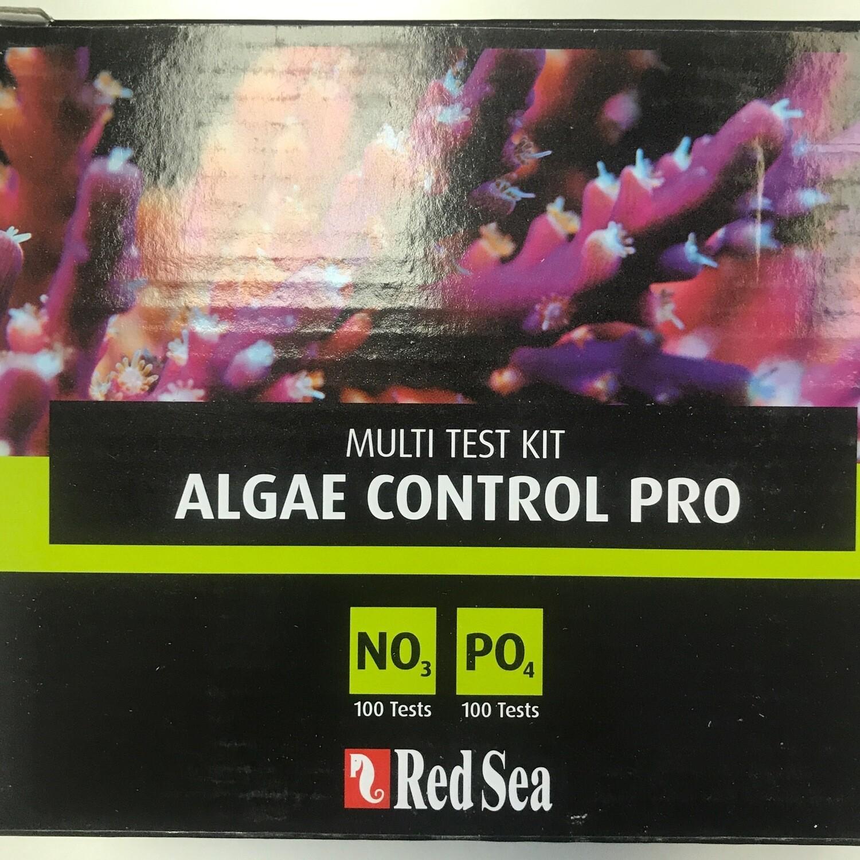 Red Sea Multi Test Kit Algae Control Pro