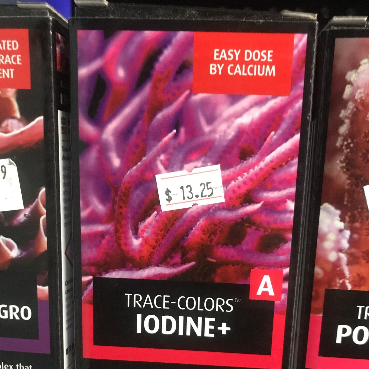 Red Sea Trace-colours A Iodine+ 500ml