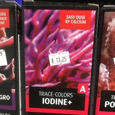 Red Sea Trace-colours A Iodine+ 500ml