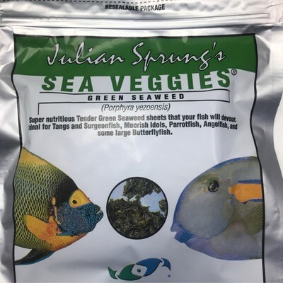 Julian Sprung's Sea Veggies Green Algae 30g