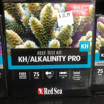 Red Sea KH/Alkalinity Pro Test Kit