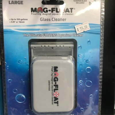 Mag Float Large With Scraper