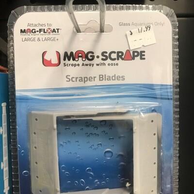 Mag Float Scraper Blades Lg & Xlg