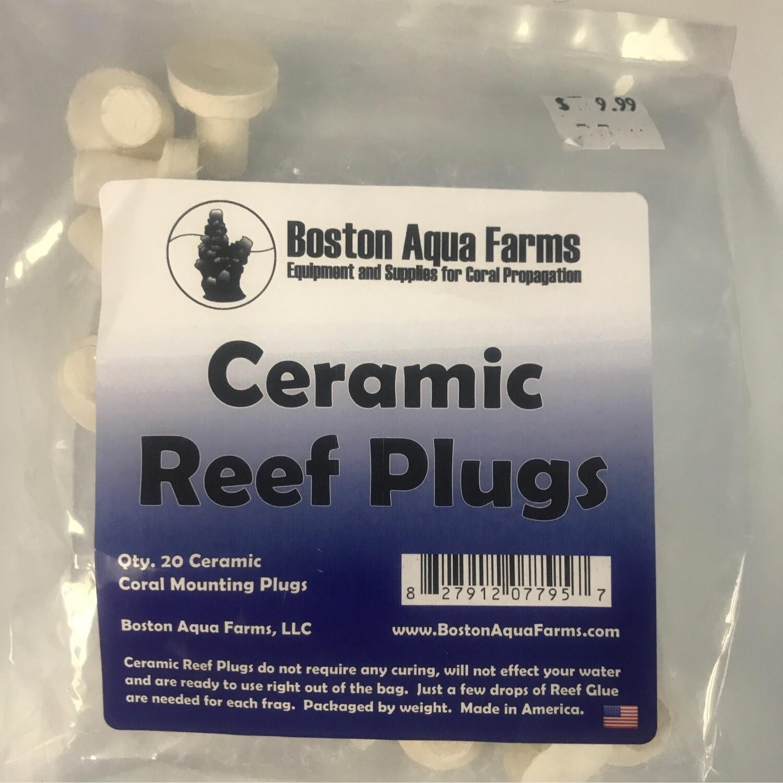 Frag Plugs Ceramic 20 Pcs
