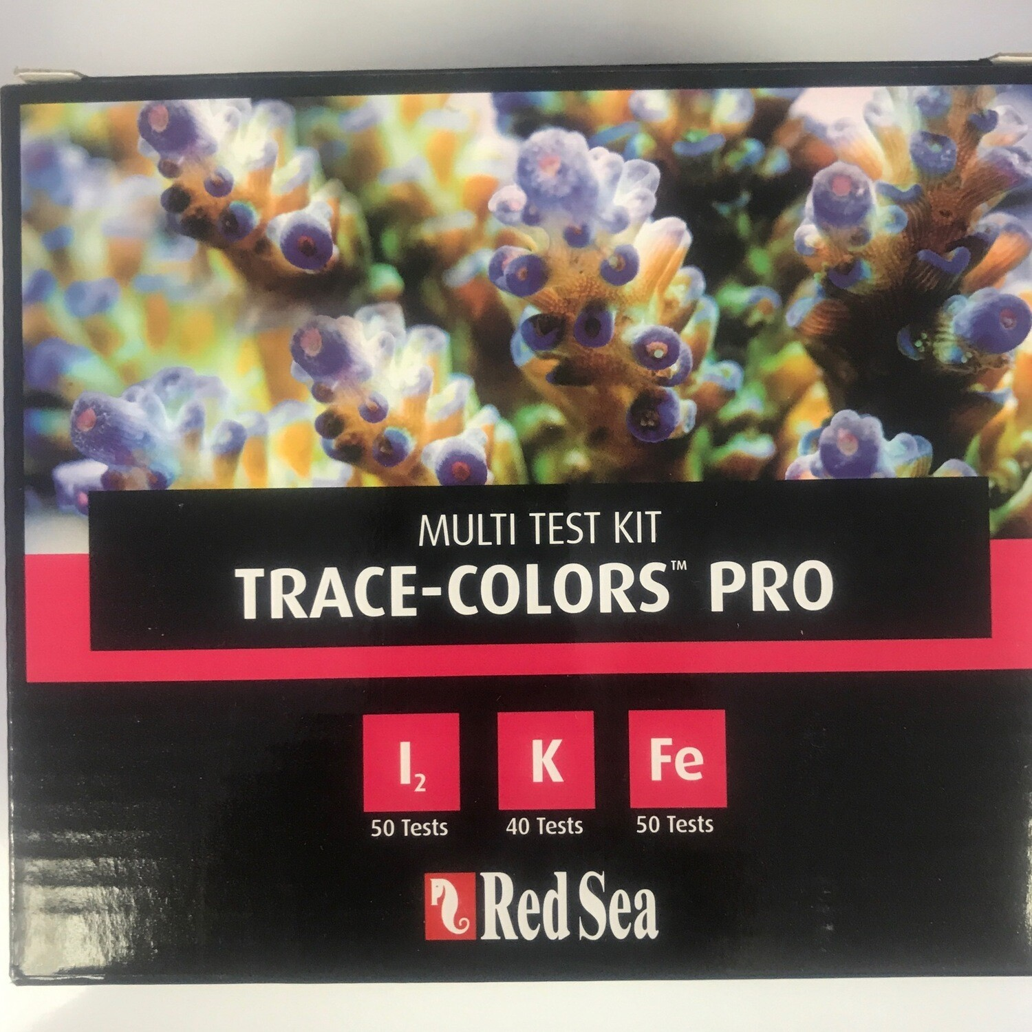 Red Sea Trace-Colors Pro Multi Test Kit