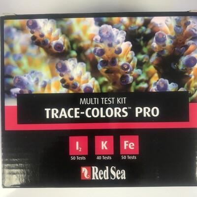 Red Sea Trace-Colors Pro Multi Test Kit