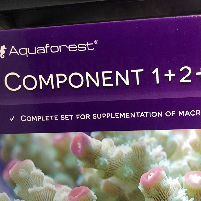 Aqua Forest Component 1 + 2 + 3 +