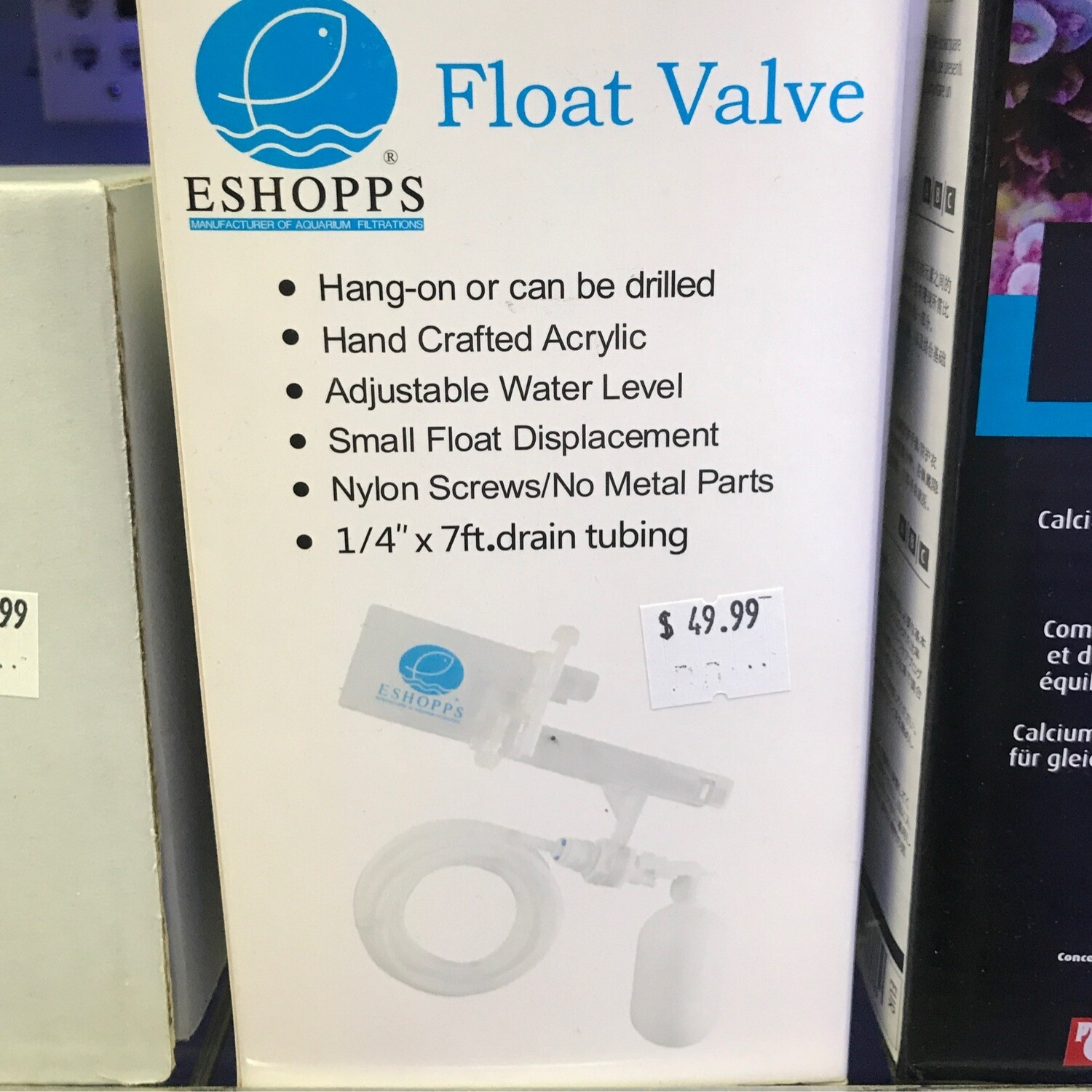 Eshopps Float Valve