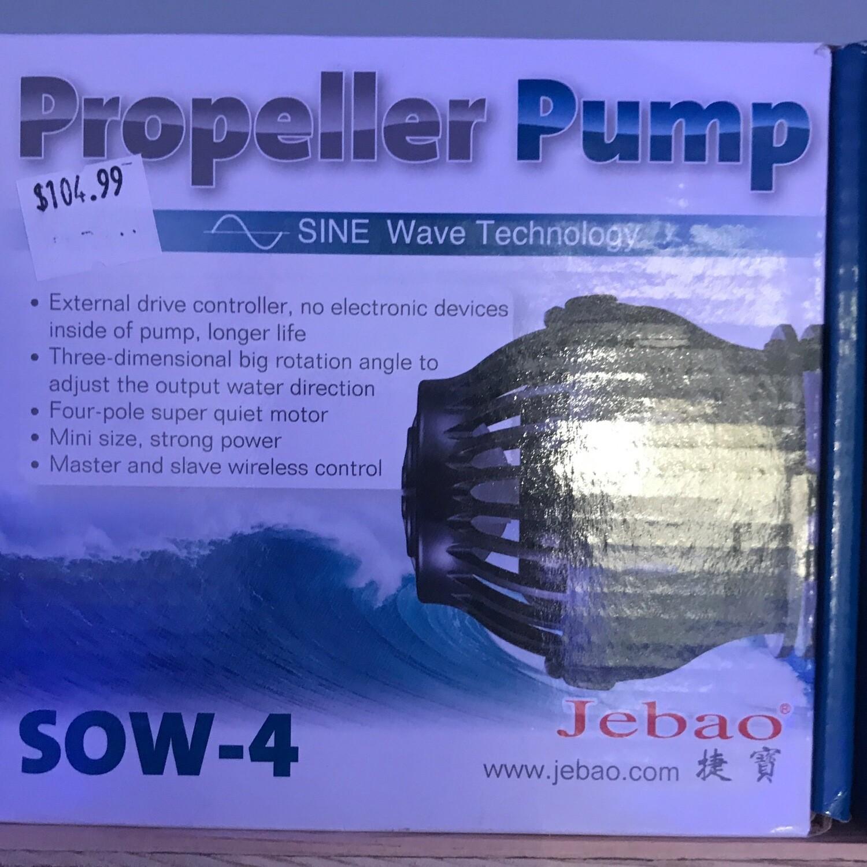Jebao Propeller Pump SOW-4