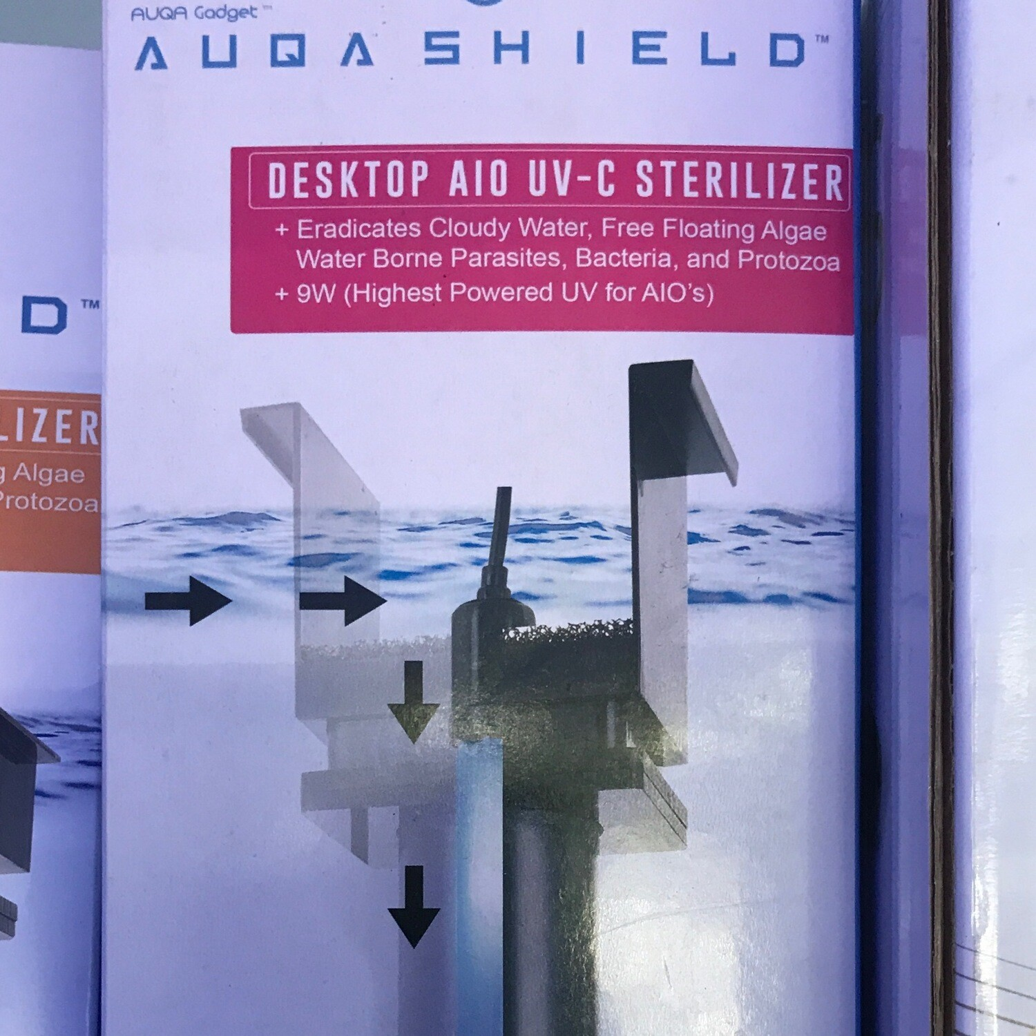 IM Aqua Shield UV 9w