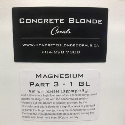 Magnesium Liquid Mix