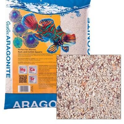 CaribSea Aragonite Fiji Pink Sand 40lbs