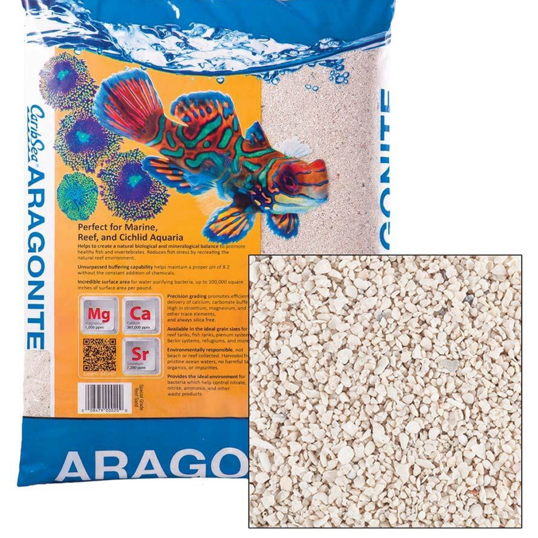 CaribSea Aragonite Special Grade Reef Sand 15lbs