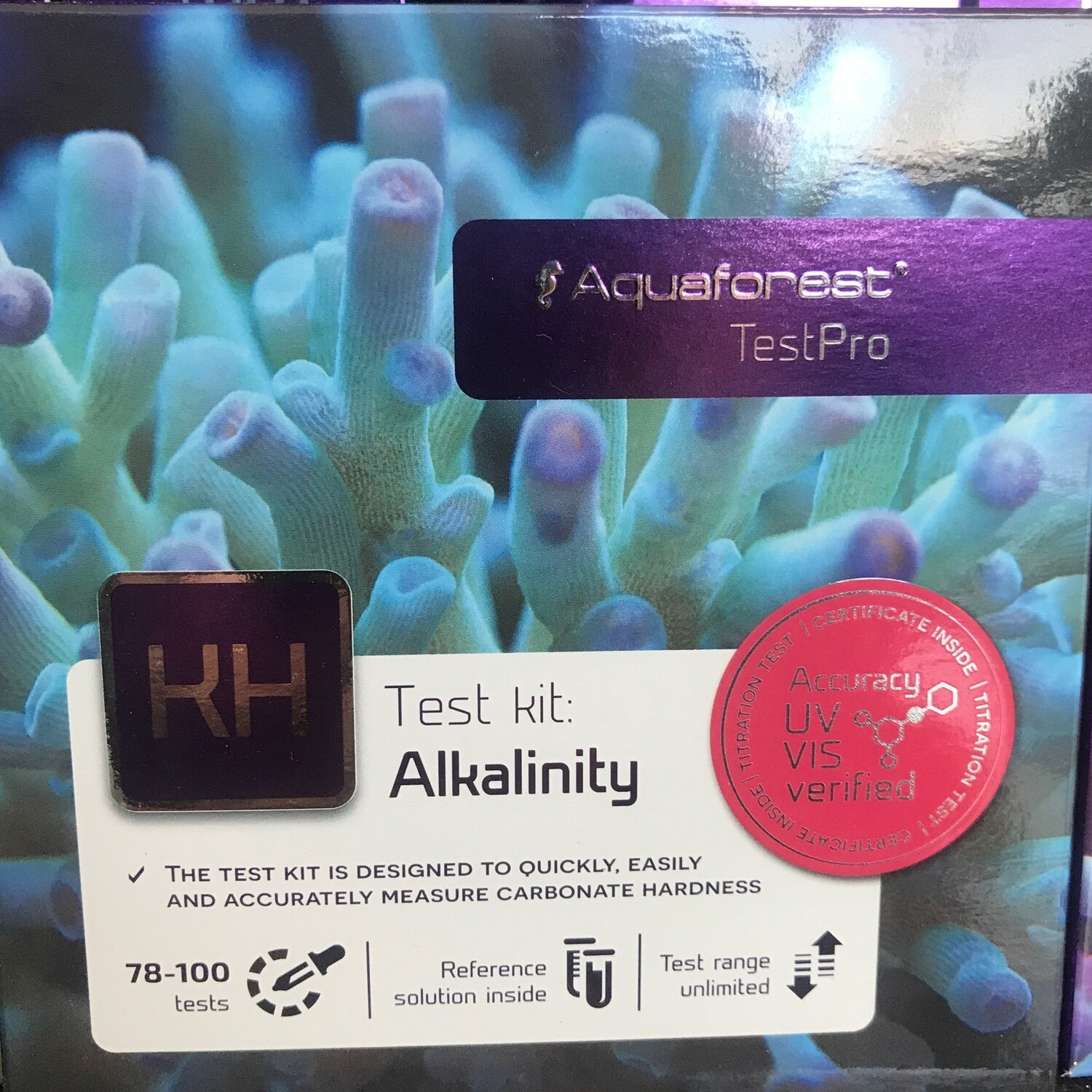 Aqua Forest Alkalinity Test Kit