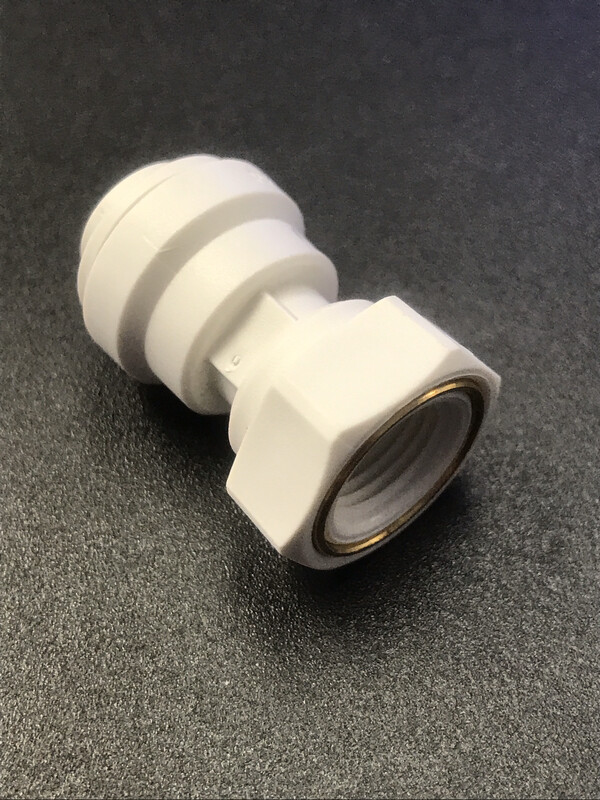 Push In Fittings for Neptune Systems Apex DOS Head