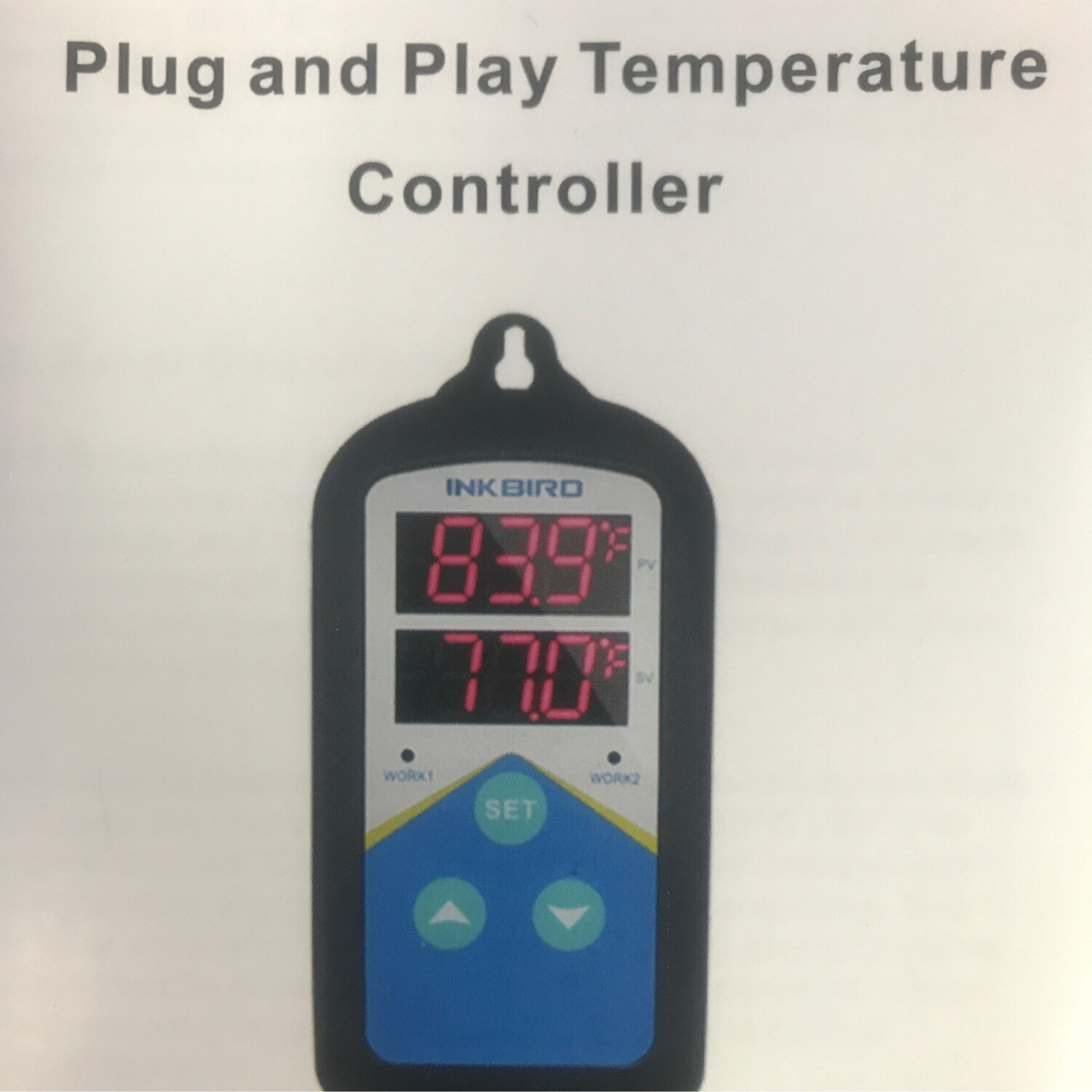 Inkbird Dual Time Cycle Heater Thermostat
