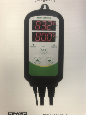 Inkbird Dual Temperature Heater/Chiller Thermostat