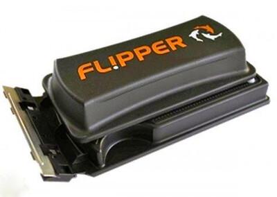 Flipper Magnet Scraper