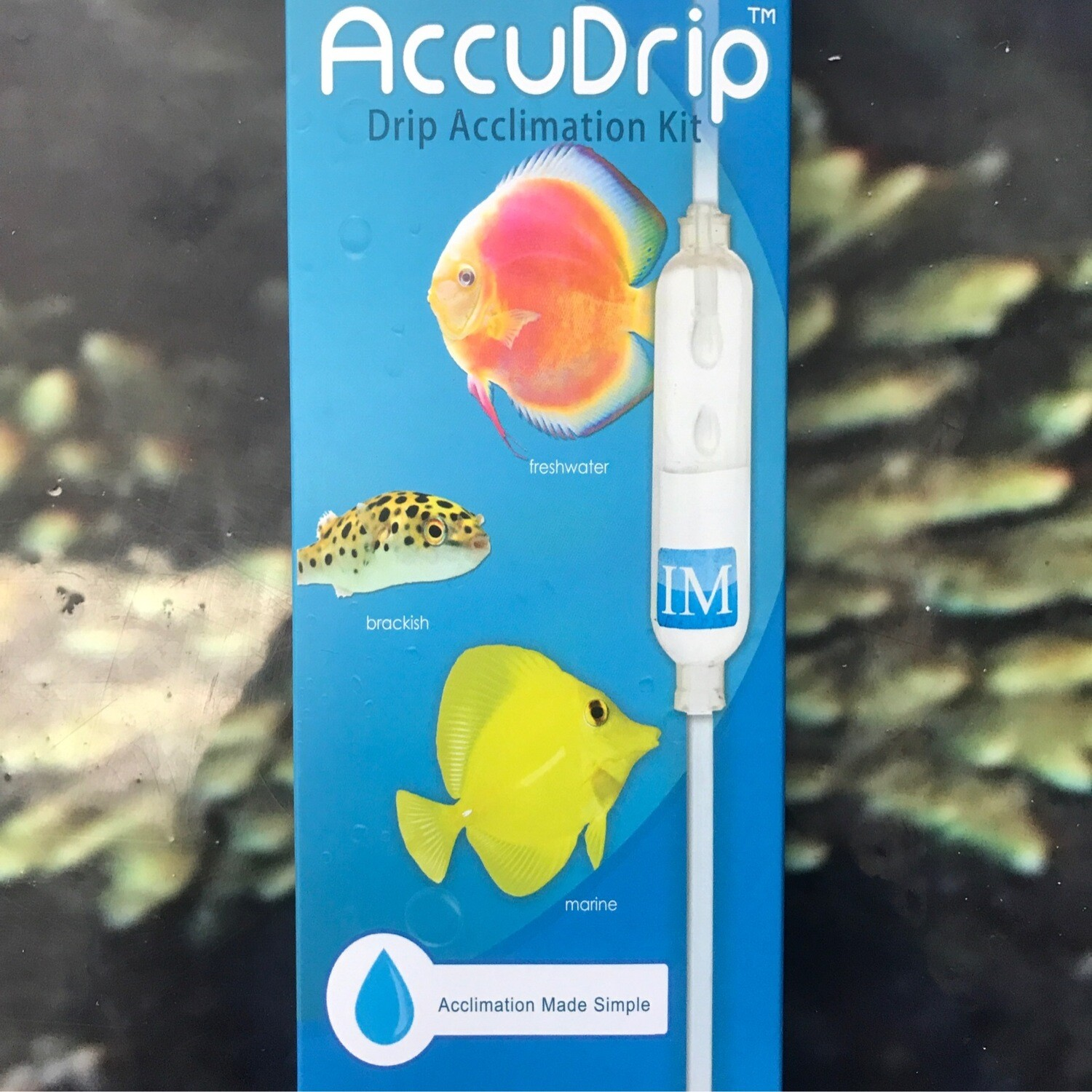 Innovative Marine AccuDrip Acclimation Kit