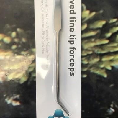 AquaVitro Curved Fine Forceps