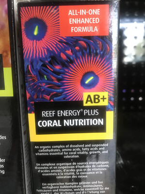Red Sea Coral Nutrition Reef Energy AB+ 8.5oz