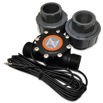 "Neptune Systems Apex FS-100 1"" flow sensor"