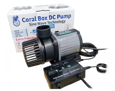 Coral Box DCA12000 Sine Wave Pump