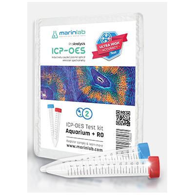 Marinelab ICP-OES Pro Analysis Aquarium & RO Water Test