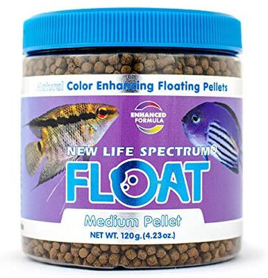 NLS Float M Pellet 150g