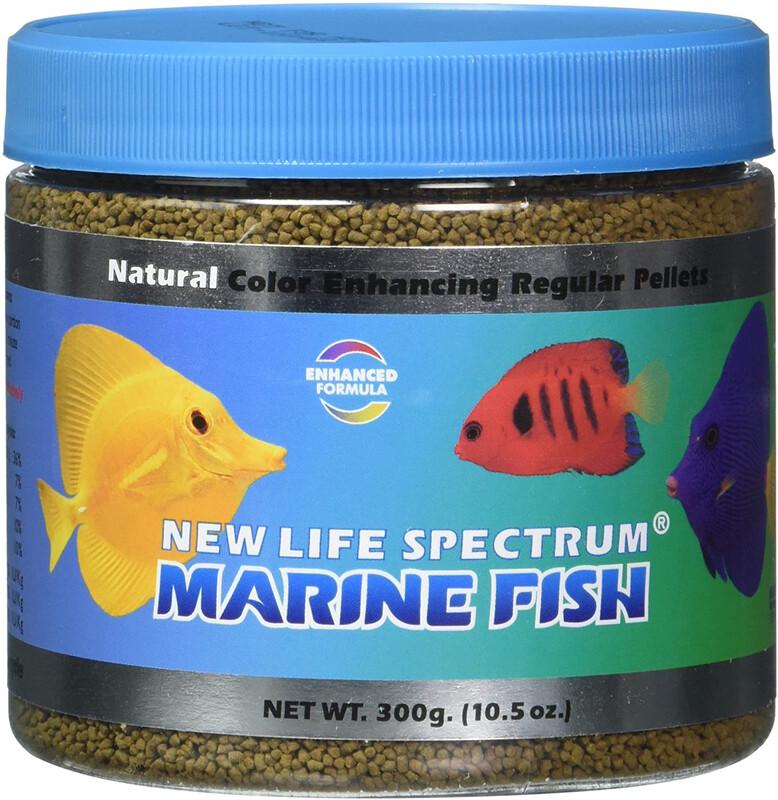 NLS Marine Fish Diet 300g