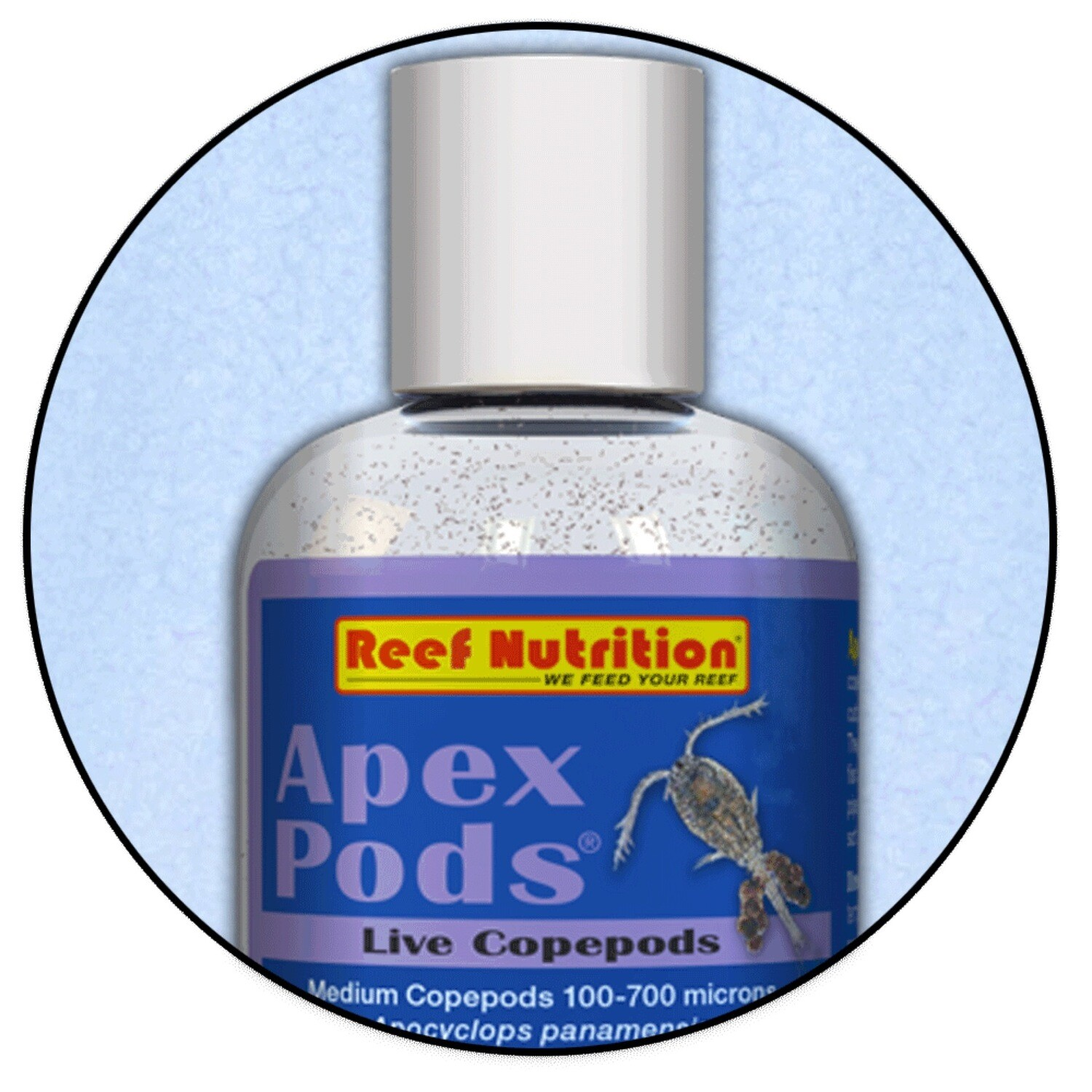 Reef Nutrition LIVE Apex Pods 6oz