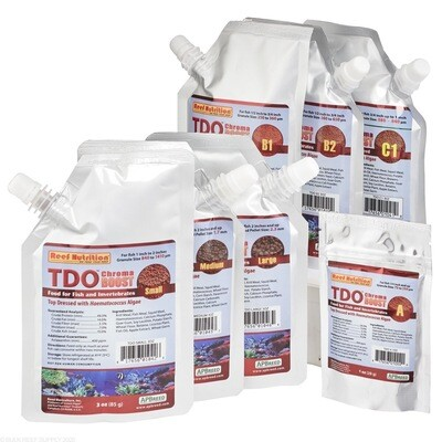 Reef Nutrition TDO Breeder Pack