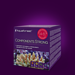 Aqua Forest Components Strong 4 X 75ml