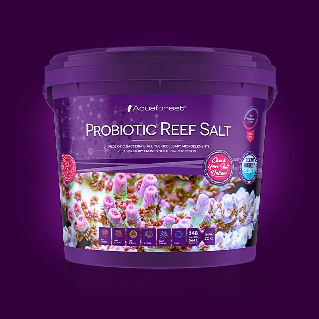 Aqua Forest Probiotic Reef Salt