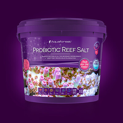 Aqua Forest Probiotic Reef Salt