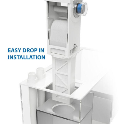 Klir Drop In Automatic Fleece Filter