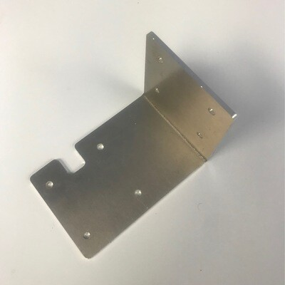 "Bracket for 10"" filter canister"