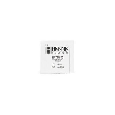 Hanna Checker Phosphate Low Range Reagent 25 Tests HI713-25