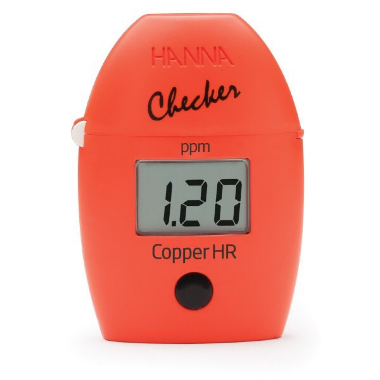 Hanna Checker High Range Copper Colorimeter HI702