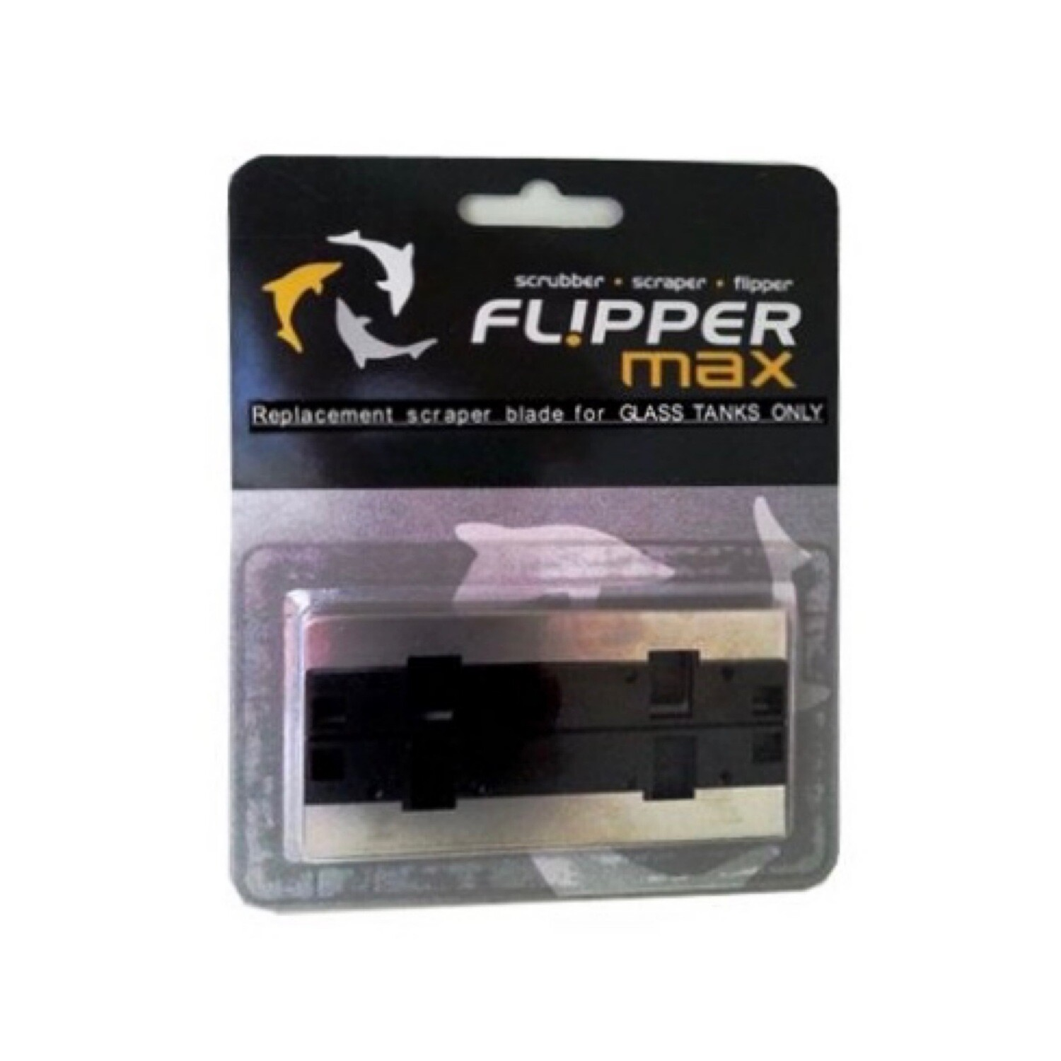Flipper MAX Replacement Blades for Glass - 2pk