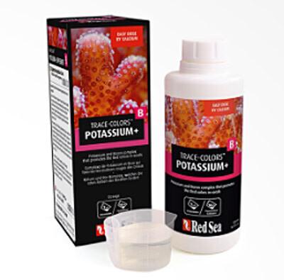 Red Sea Trace-colours B Potassium+ 500ml
