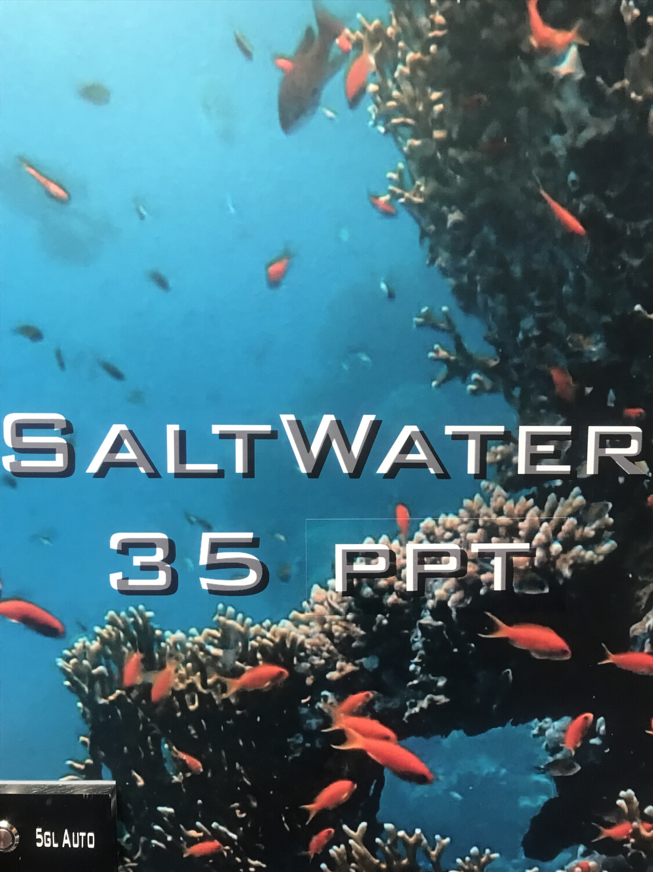 5GL Saltwater Refill