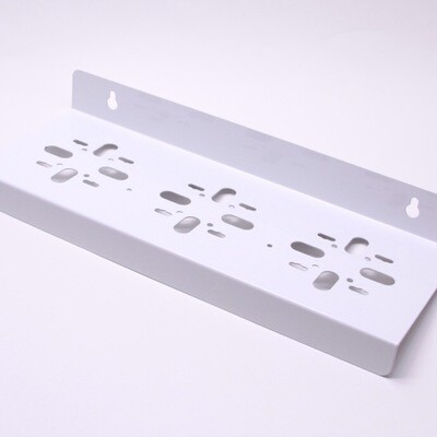 "Bracket for triple RO 10"" standard canisters"