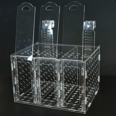 Sea Side Aquatics Collapsible Large Acclimation Box