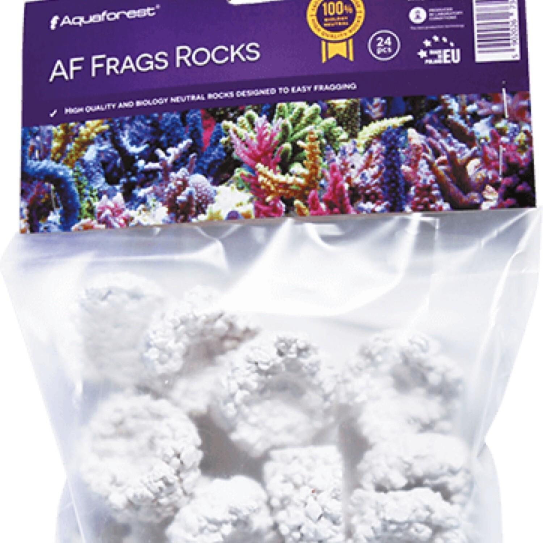 Aquaforest AF Frag Rocks White