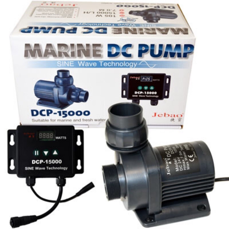 Jebao DCP 15000 Sine tech Silent Pump (Max 3900 GPH)